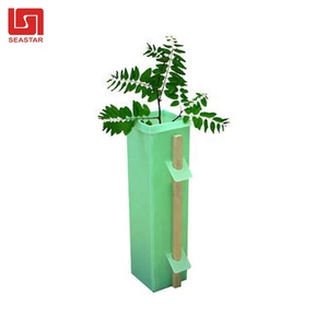FREE SAMPLE Custom Corflute Fruit Tree Guards PP Corrugated Plastic Tree Guards For Protecting Plants