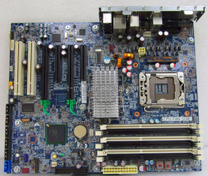 Server Motherboard for HP Z400 586766-002 586968-001 Series Mainboard,Fully  tested