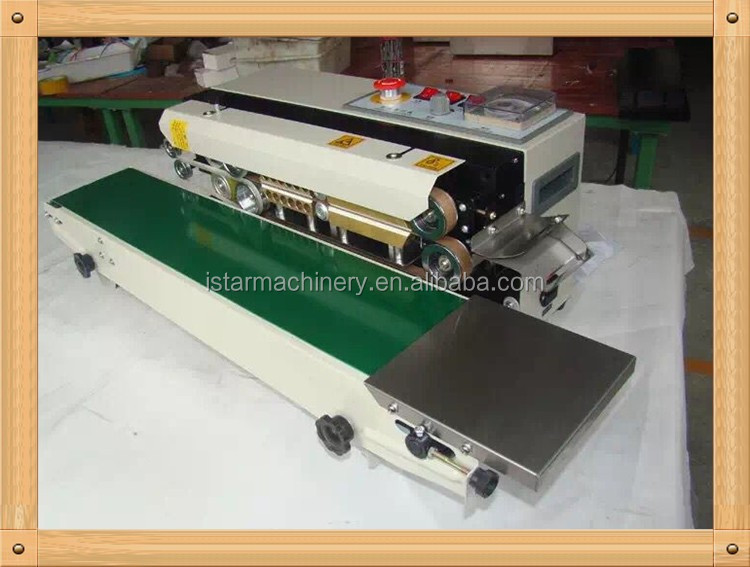 container sealing machine
