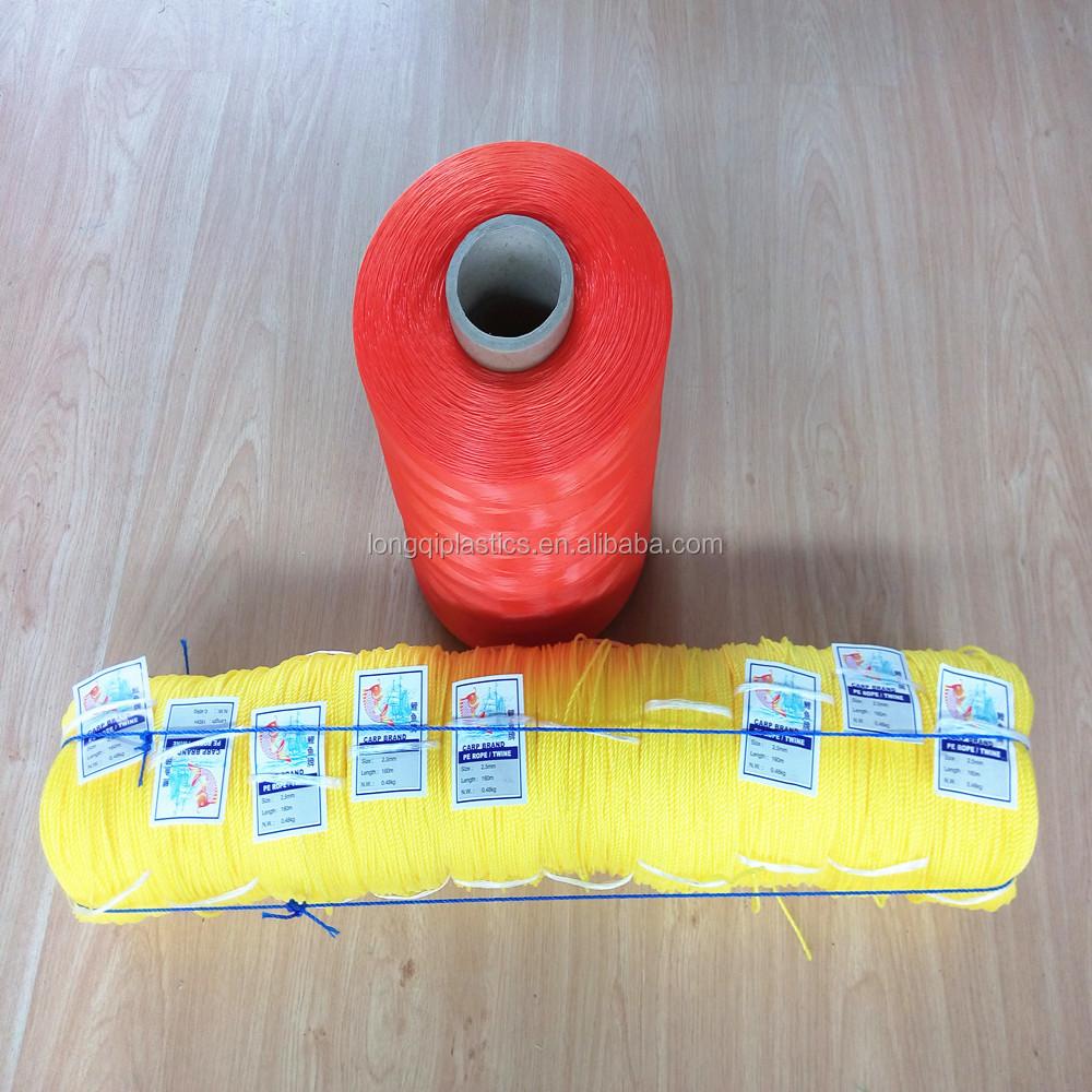 Pe Monofilament Fishing Line/pp Yarn/nylon Trimmer Line - Buy Pe ...