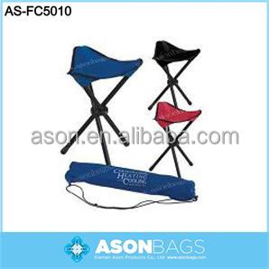 Folding Tripod Stool With Carrying Bag Beach Chair Buy