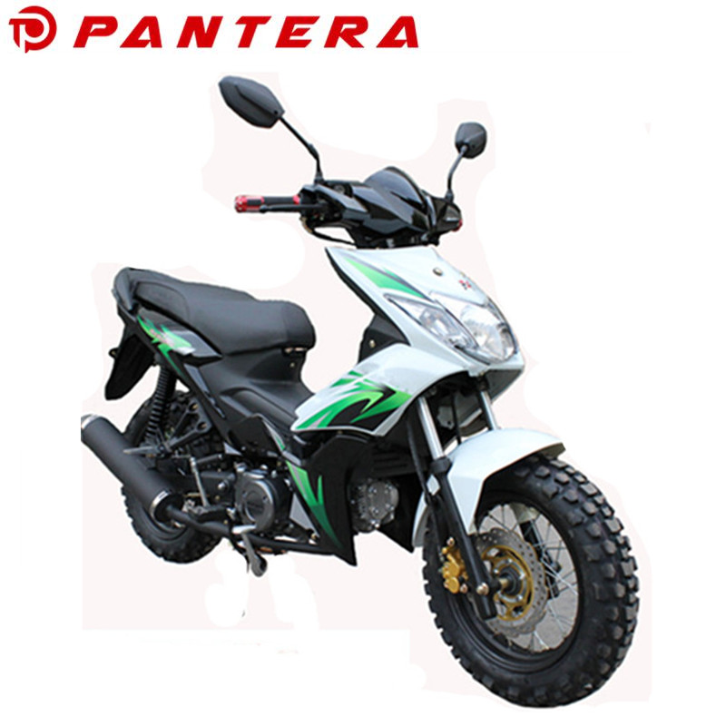 120cc Four Stroke Wind -Cooled Gasoline Trail Motor Bikes For Sale