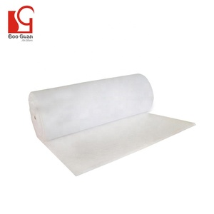 Filter material polyester roll biodegradable media for prefilter wholesale