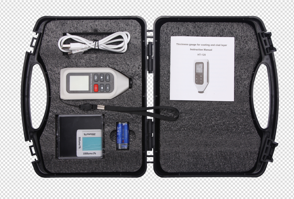 HT-128 XINTEST Digital coating Thickness Gauge