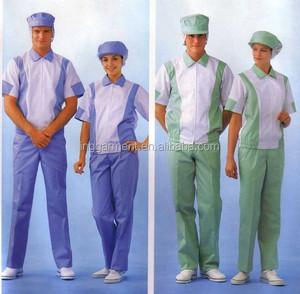 Food Industry Work Uniform