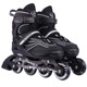 China PAPAISON rollerblades OEM Short Orange color clubs inline rental skates shoes