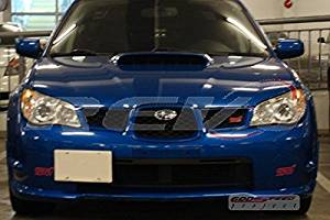 -2002 2003 Wrx (No Mods Required) or -2004 2005 2006 2007 wrx / sti (required to drill hole on fog light cover) License Plate Mounting Kit License Plate Relocation Kit by Rev9