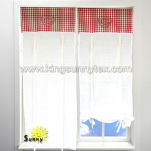 latest embroidered curtain designs 2017