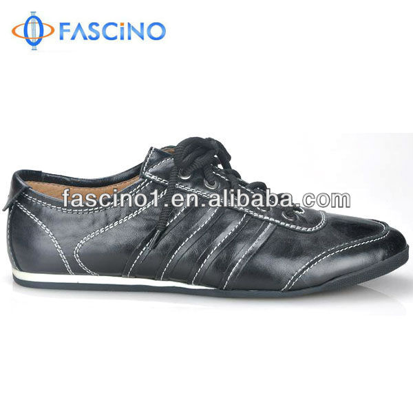 Genuine Genuine leather men leather shoes nOHa4Oqr0w