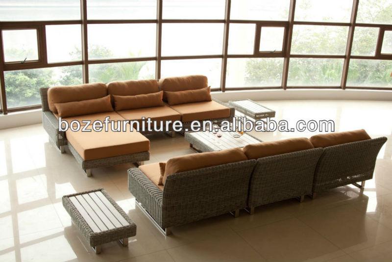 poly en bois jardin canap d 39 ext rieur jardin furntiure plein air canap ensemble autres meubles. Black Bedroom Furniture Sets. Home Design Ideas
