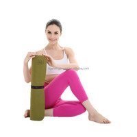 Top quality yoga mat of eco friendly unique rubber extra thick