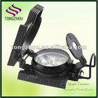 Military Folding Lensatic Compass with Easily Folds