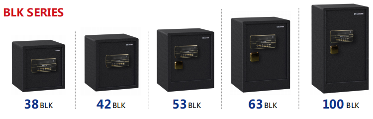 Safewell 100BLK Cost-Effective Home Furniture Safe Safety Box From Factory