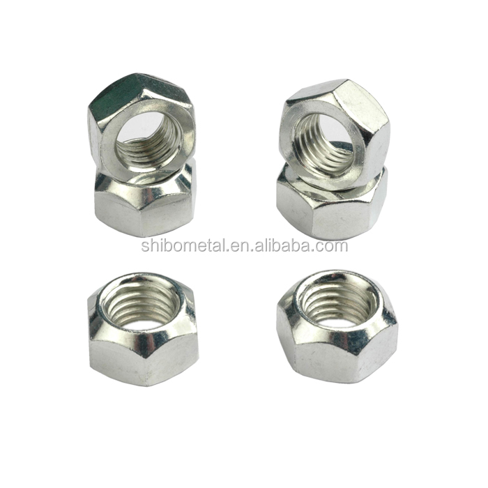 Best sales high quality stainless steel hex nuts fasteners
