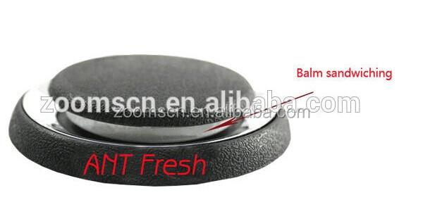 Bath Body Works Black Rubber Scentportable Holder Vent