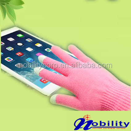 Winter Christmas Girls Touch Screen Gloves For IphoneScreen