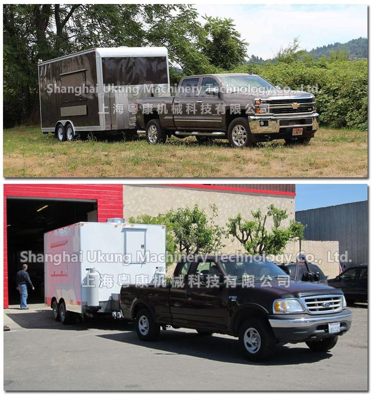 Food Vending Trailer Cars For Sale Mobile Restaurant Trailer/fast ...