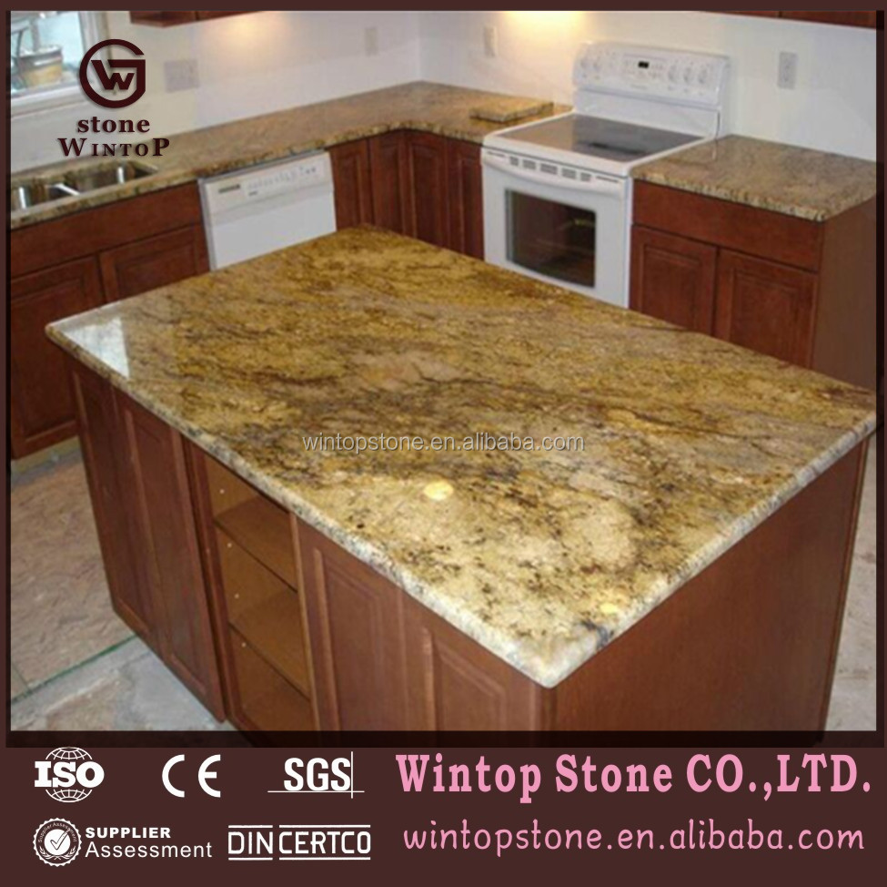 GCT0086 Decorative Stone Natural Granite Slab and Tiles of Countertops For Kitchen Enquiry In Angola