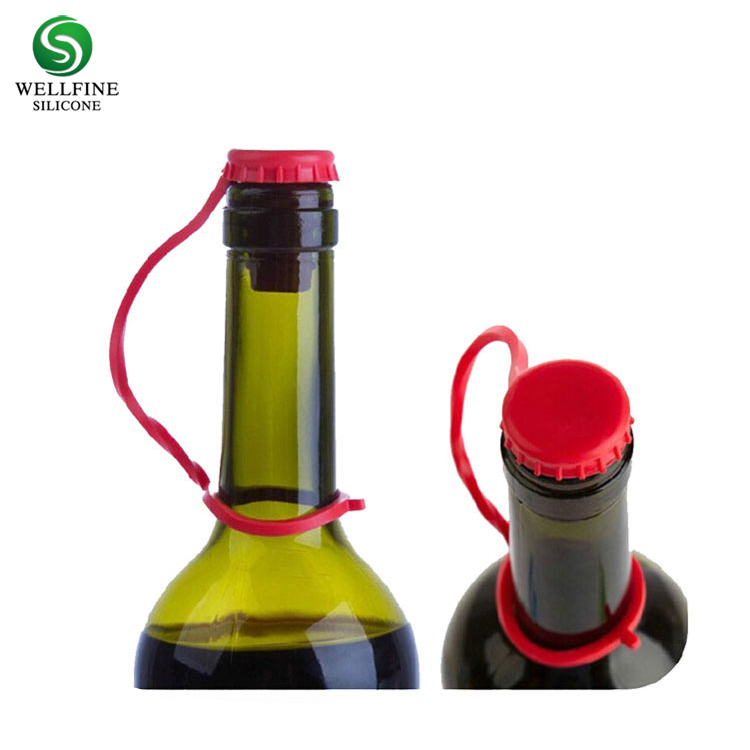 Cute Shape Silicone <strong>Wine</strong> Stopper, Silicone Rubber <strong>Wine</strong> Bottle Stopper Supplier