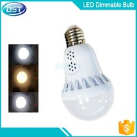 7W dimmable indoor flood light bulb