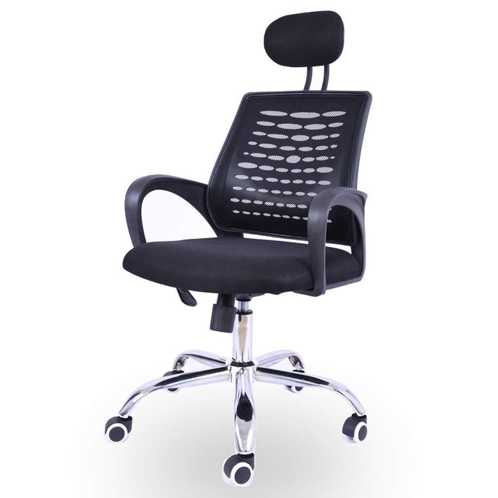 YTSLJ Computer Chair Simple Office Home Mesh Cloth Boss Chair, Staff Chair Lift Chair