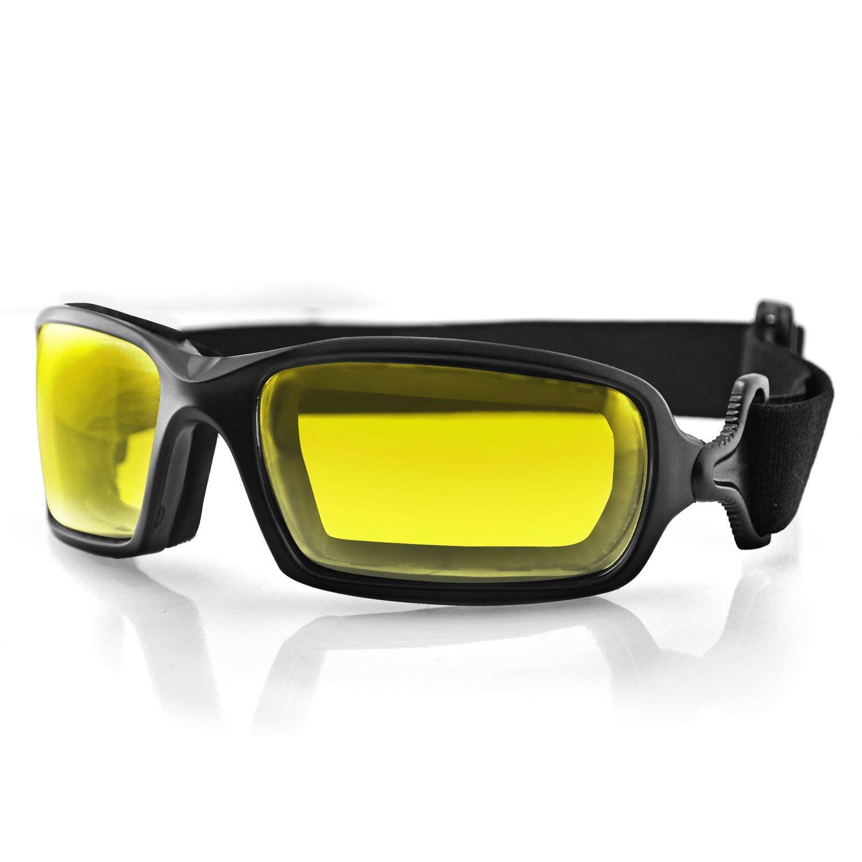 10007c49bbf0 Get Quotations · Bobster Fuel Biker Goggles