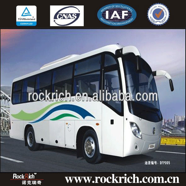 First-class Technology Diesel Engine 9m Dongfeng City Bus