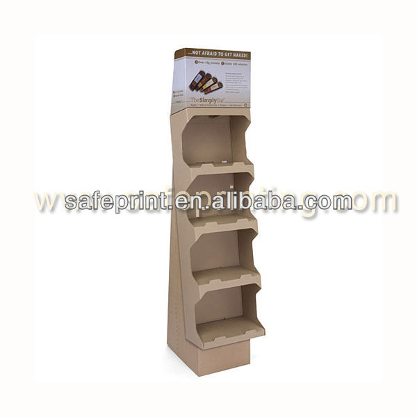 cardboard displays, pos display cases, museum display cases