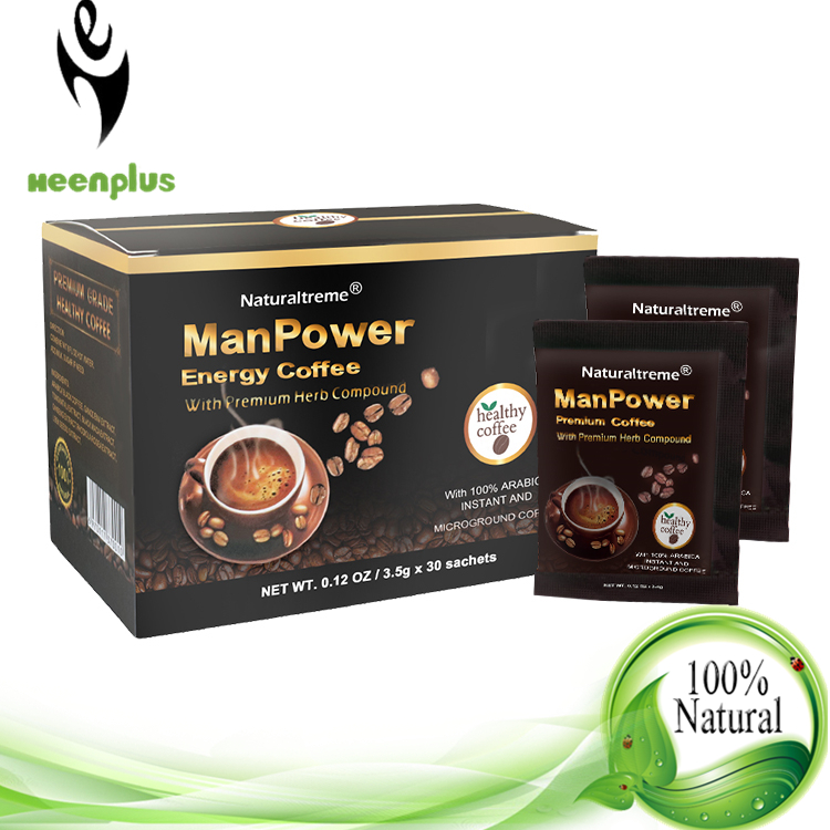 Herb man power <strong>coffee</strong> health instant <strong>coffee</strong> FDA APPROVED Wholesale