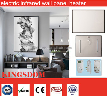 Infrared Bathroom Heaters Wall Mounted Ceiling Heating Panel White Ir Panels China