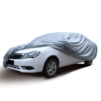 All Weather Outdoor PEVA 100%Waterproof UV Protection Dusterproof Electrical Car Cover