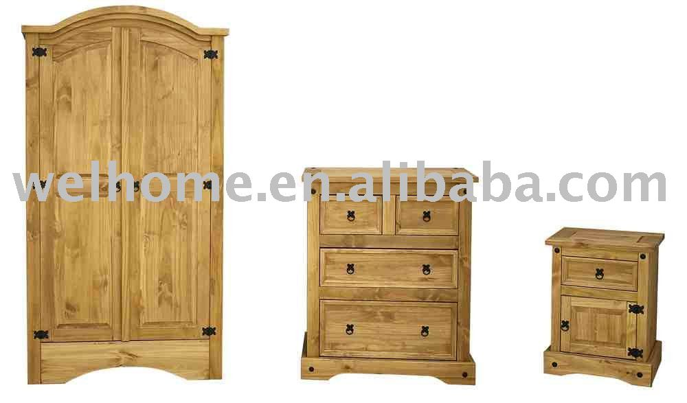 Mexican Corona Bedroom Set