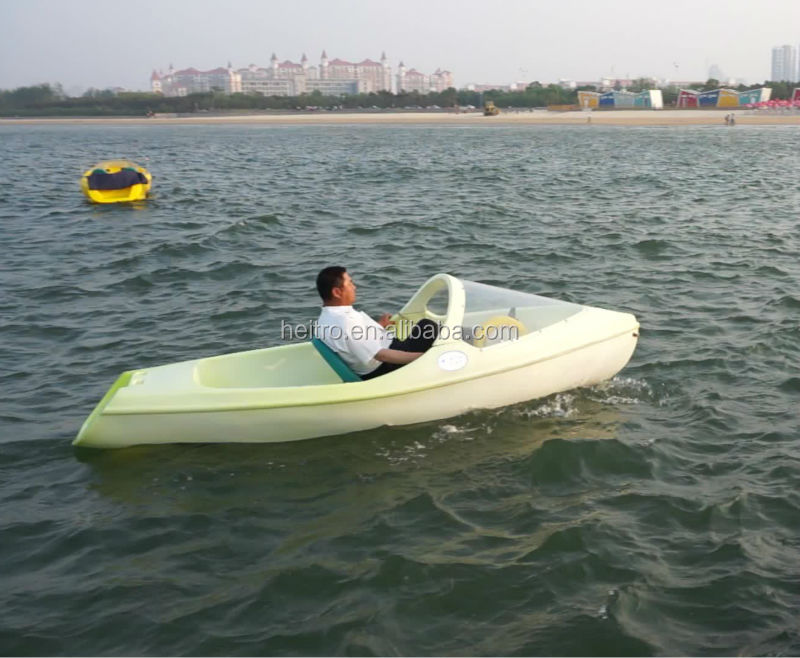 One Person Paddle Boat