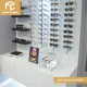 NEW glasses display for optical shop design layout