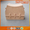 LZ 60 High quality refractory brick for chemical industrial furnace