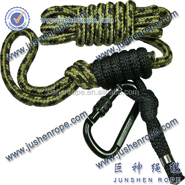 Customized creative reflective safety rope