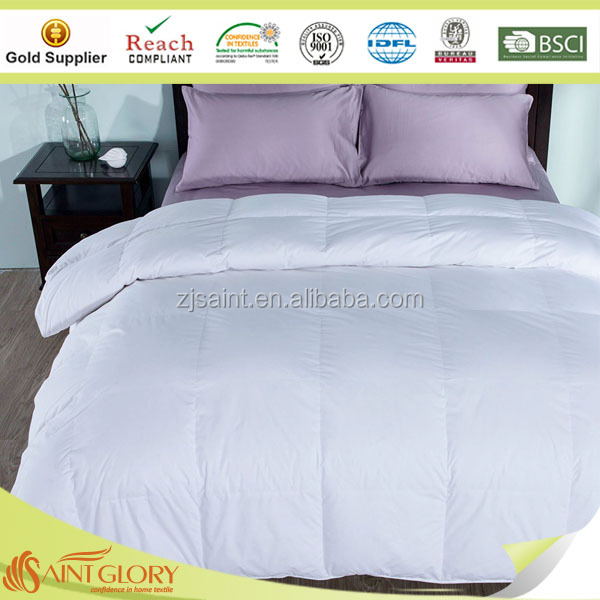 Wholesale luxury down quilts for adult
