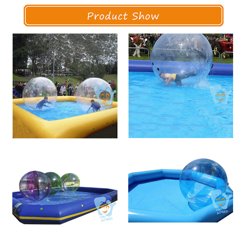 Large Pvc Inflatable Swimming Pool Cover Buy Inflatable