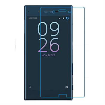 9H 2.5D Premium Real Tempered Glass Screen Protector Film for Sony Xperia XZs