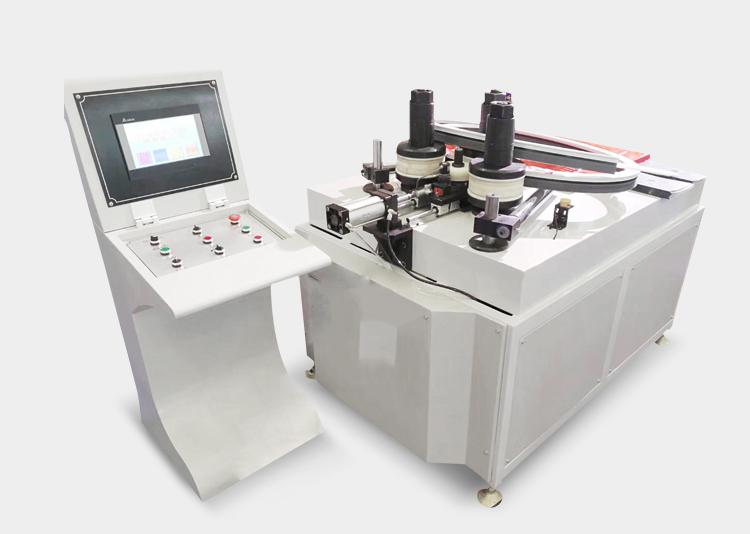 BM20-CNC โปรไฟล์อลูมิเนียมรูปร่างเครื่องดัด