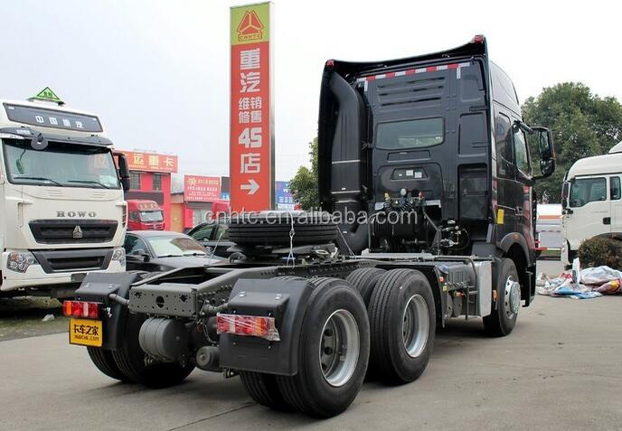 High Quality And Reasonable Price HOWO T7h 6x4 Tractor Truck