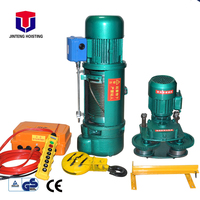 20 Years Manufacturing Experience china Lifting gear mini 500kg electric wire rope hoist