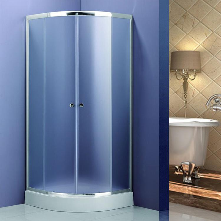 Glass Shower Doorsinner Round Shower Boxsliding Shower Enclosure