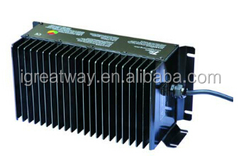 2kw HF/PFC li ion on-board battery charger for electric car