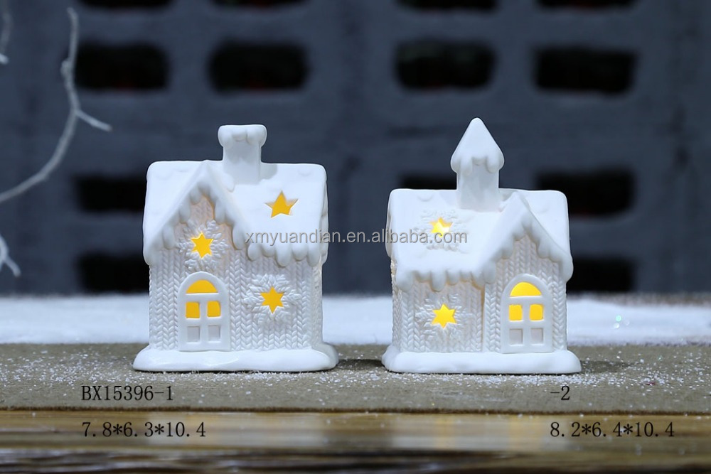 ceramic christmas houses ceramic christmas houses suppliers and at alibabacom with ceramic christmas house - Ceramic Christmas Houses