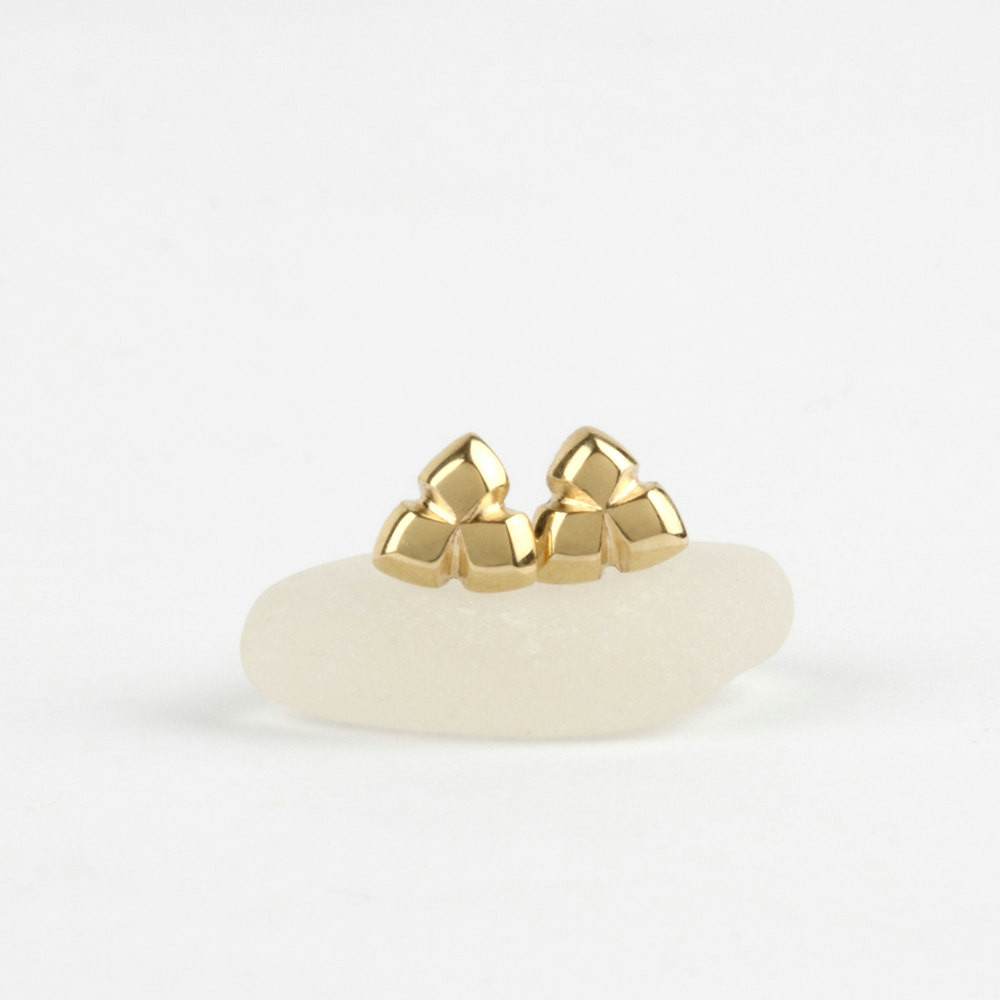 High Quality Girls Stylish Earrings Stud Gold Earrings Designs For ...
