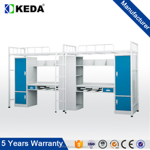 2017 modern design queen size bunk beds, folding bunk beds