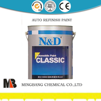 Refinish Coating 1K 2K Car Paint