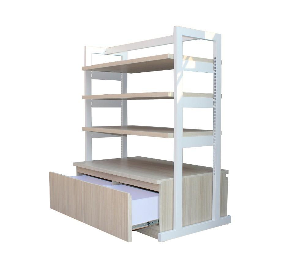 Decoratieve houten plank van hoge kwaliteit-schappen van de ...