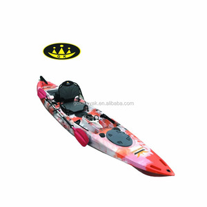 Electric motor fishing kayak sport fishing boat